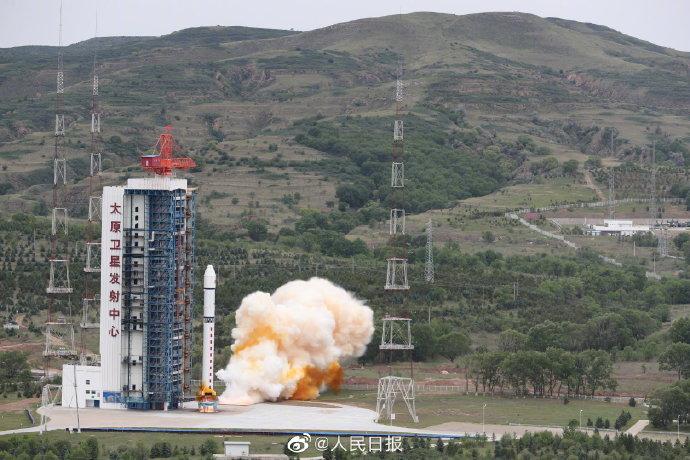 一箭四星!北京三号卫星成功发射