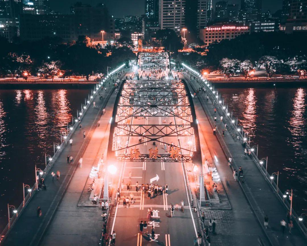 △海珠桥。/图虫创意