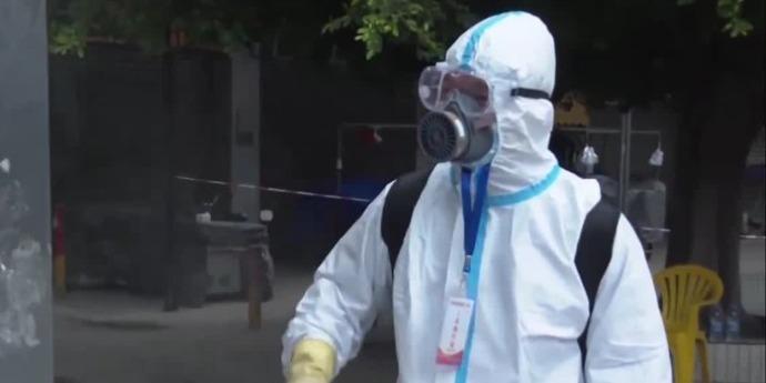 凤凰连线|广州疫情确诊过百、娱乐场所停业,记者现场探访