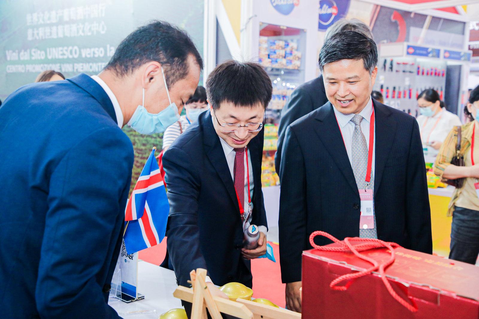 势聚浙江 商汇天下 ——2021浙江国际进口商品海淘汇 在甬盛大开幕