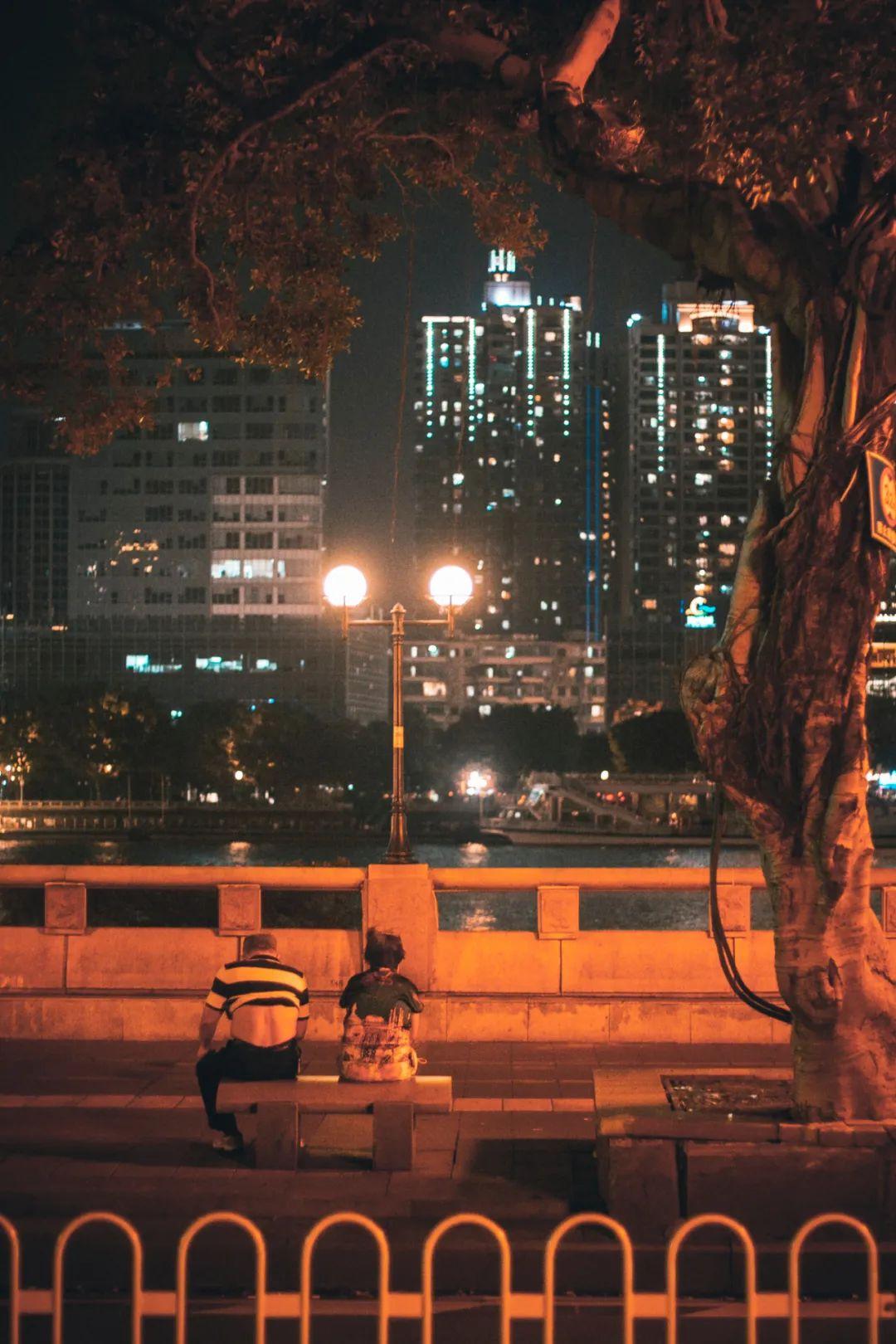 △生活气息是广州幸福感的来源。/unsplash