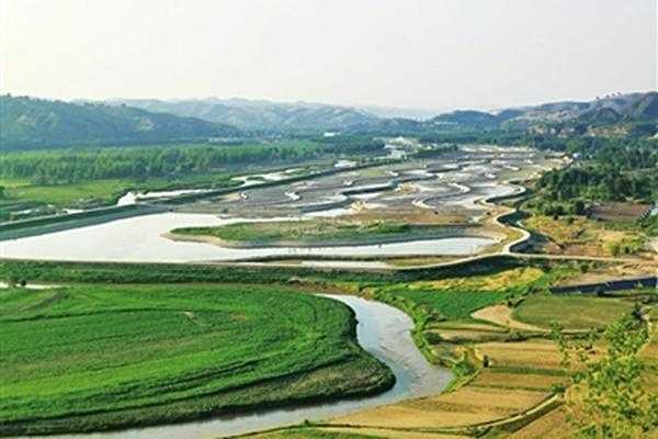 娄烦县汾河湿地公园