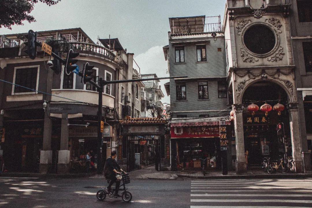 △荔湾是广州最有粤式古韵的地方。/图虫创意