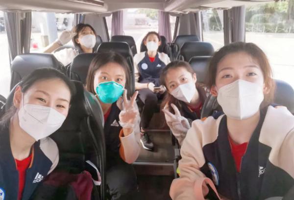 朱婷、袁心玥、龚翔宇、丁霞、颜妮、李盈莹六位国手将亮相。