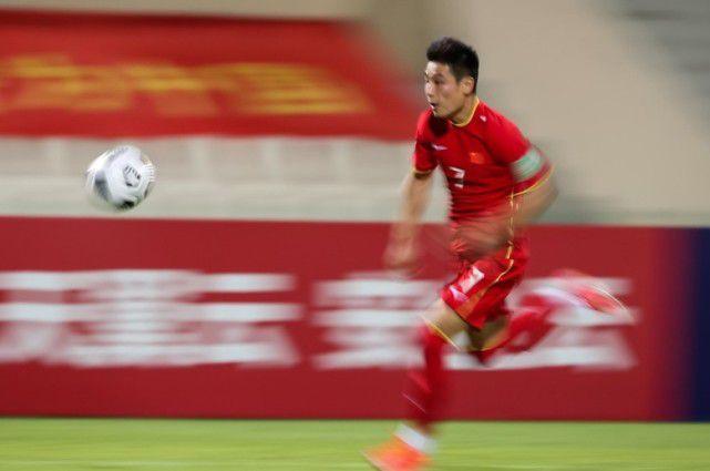 6月7日,2022世预赛A组,中国2比0胜菲律宾