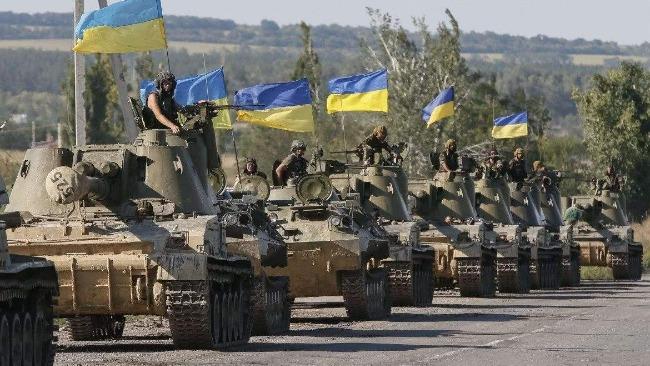 俄罗斯常驻欧安组织代表:北约与乌克兰军演是武装挑衅