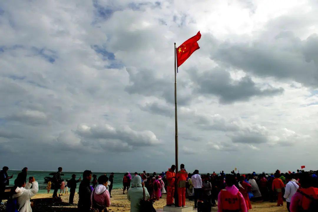 游客所能到达的中国最南端的地级市政府所在地——西沙群岛。