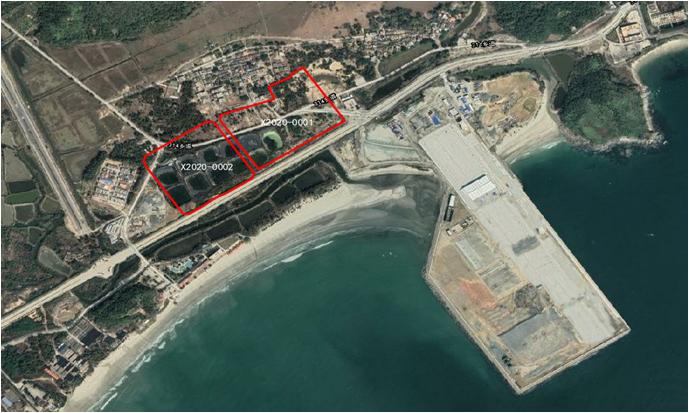 盐田港集团4.24亿元竞得两宗临港地块,将建小漠商贸物流园