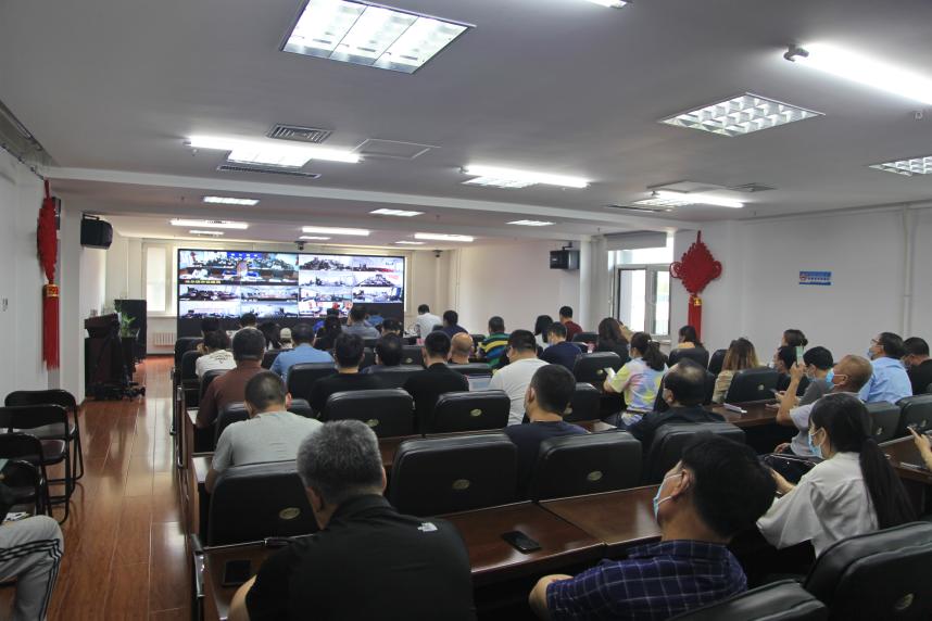 哈尔滨召开农村生活垃圾治理30天集中攻坚行动视频会议