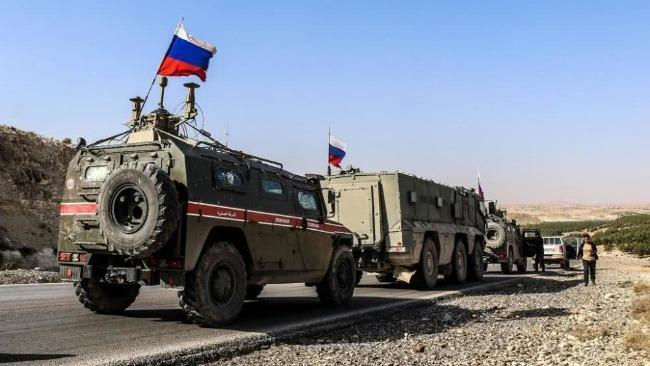 外媒:俄军巡逻队在叙利亚遭炸弹袭击 致1死3伤