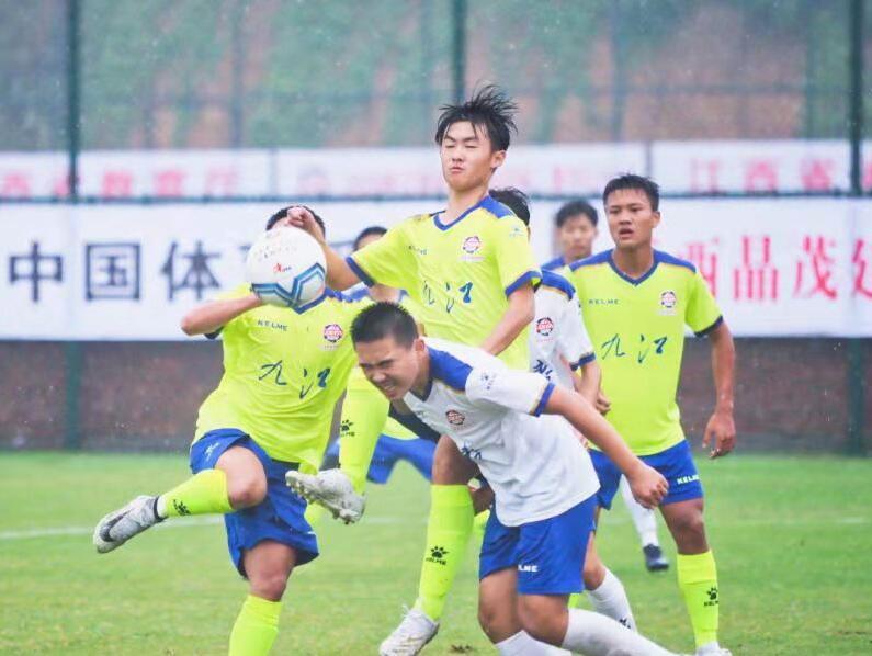 江西瑞昌市入选首批全国县域足球典型