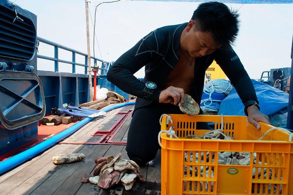 新加坡发现两艘海底沉船 内有大量中国古瓷器插图1