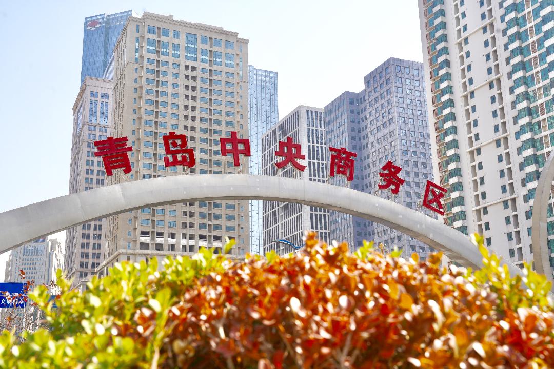 """青岛市北商圈""""组团式""""发展迸发新活力"""
