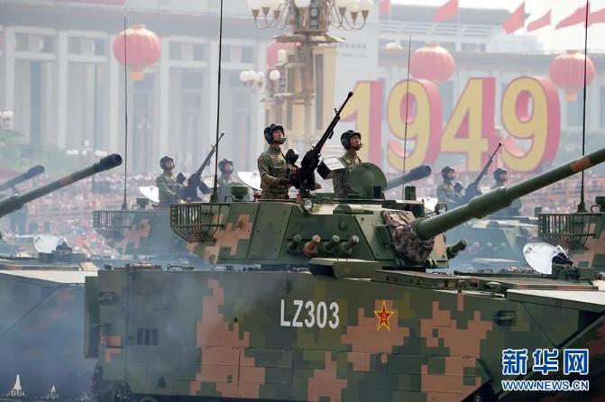 兩棲步戰車全速沖灘!鎮守東南的第73集團軍海訓畫面曝光