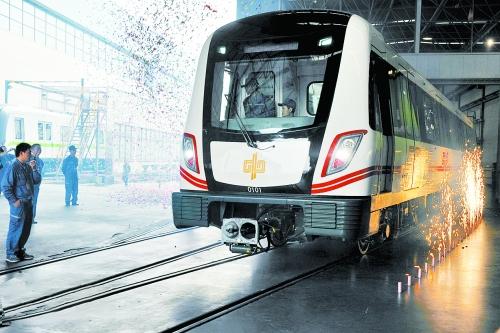 郑州地铁1号线开通(资料图)