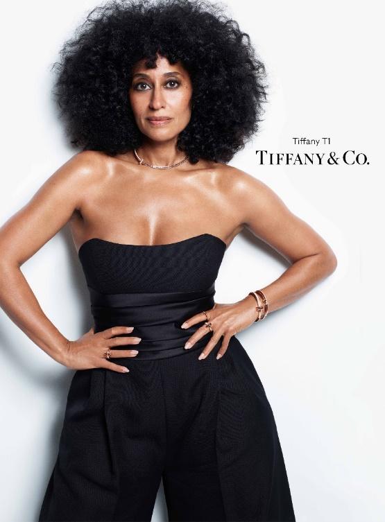 蒂芙尼发布Tiffany T1系列全新广告大片 三位全新品牌代言人正式亮相