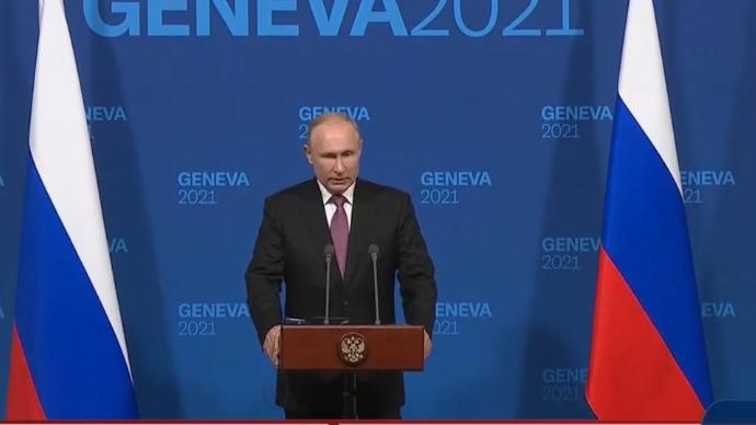 CNN记者问俄美峰会是和善还是充满恶意?普京回应