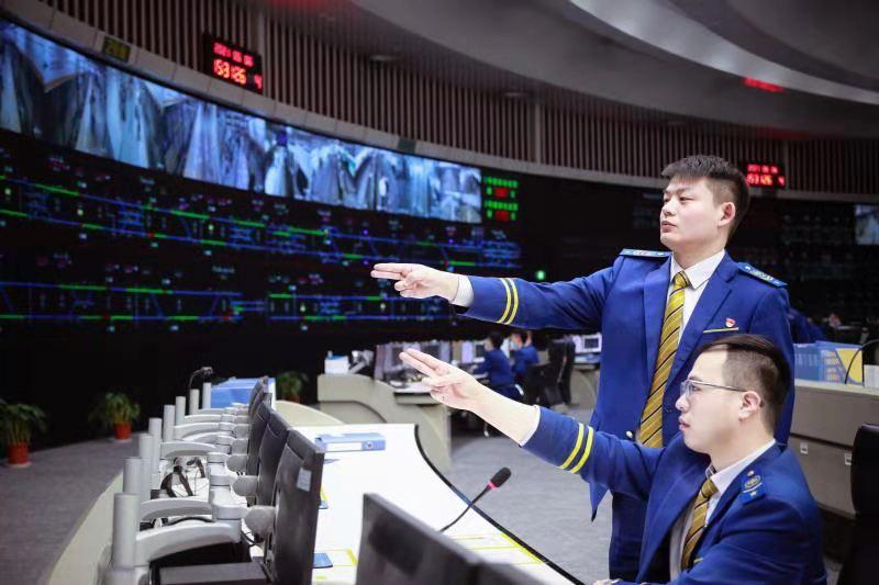 端午小长假期间 郑州地铁安全运送乘客655万人次