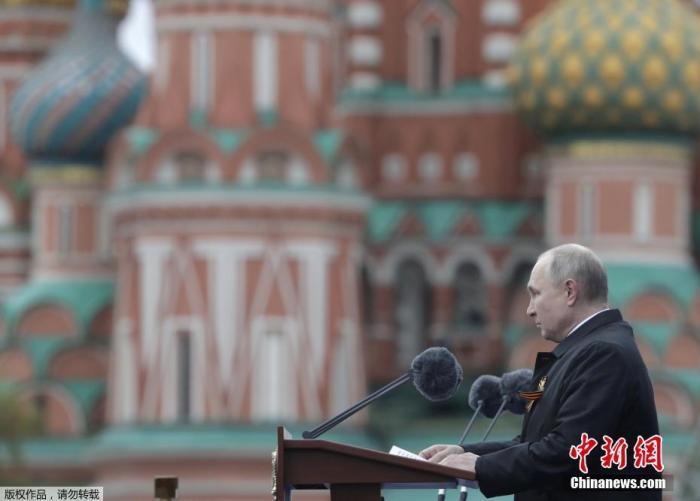俄罗斯总统普京。  本文文图均为 中新网 资料图