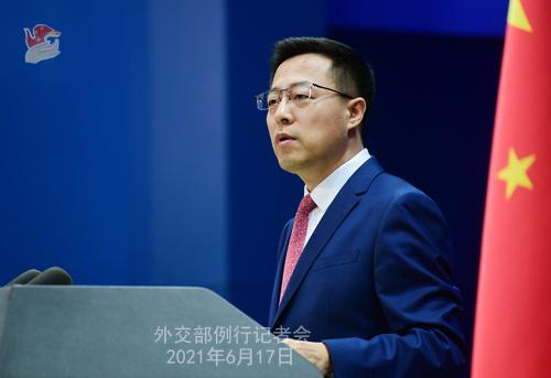 美国准备对华为等中企产品实施禁令 中方回应