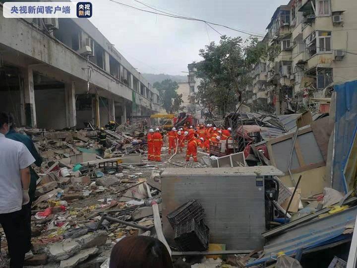 是什么样的爆炸,能够让长100多米宽17米的二层建筑全部报废?