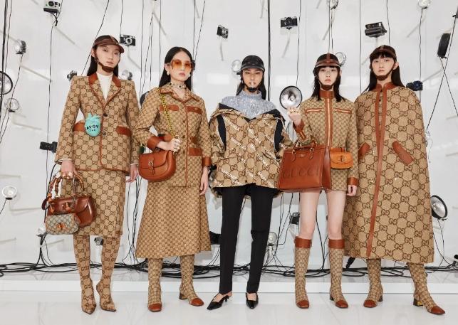 Gucci《Aria-时尚咏叹调》时装秀