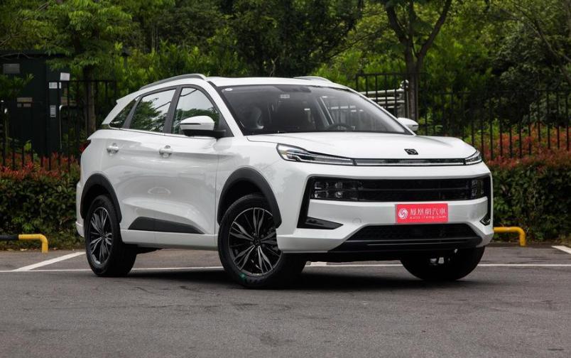 思皓QX正式上市 共8款車型/售價9.69-14.39萬元