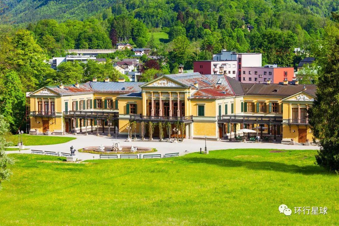 茜茜公主的新婚礼物皇帝别墅(Kaiservilla) 图:saiko3p/Shutterstock