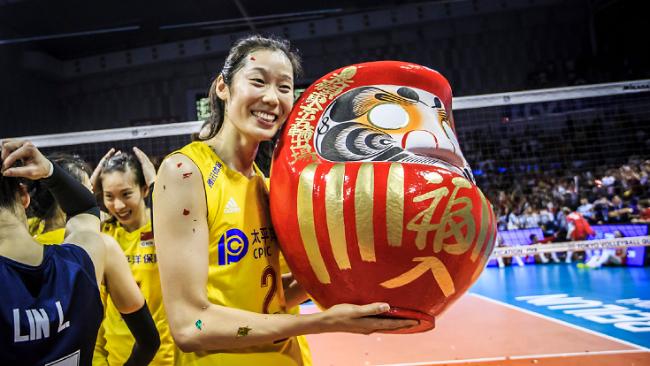 外媒盛赞朱婷:奥运会最值得关注的巨星 排球史上最佳运动员之一