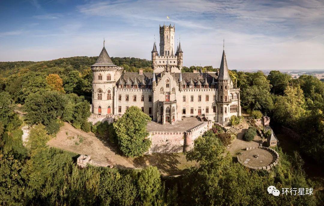 玛琳堡城堡(Schloss Marienburg) 图:wiki