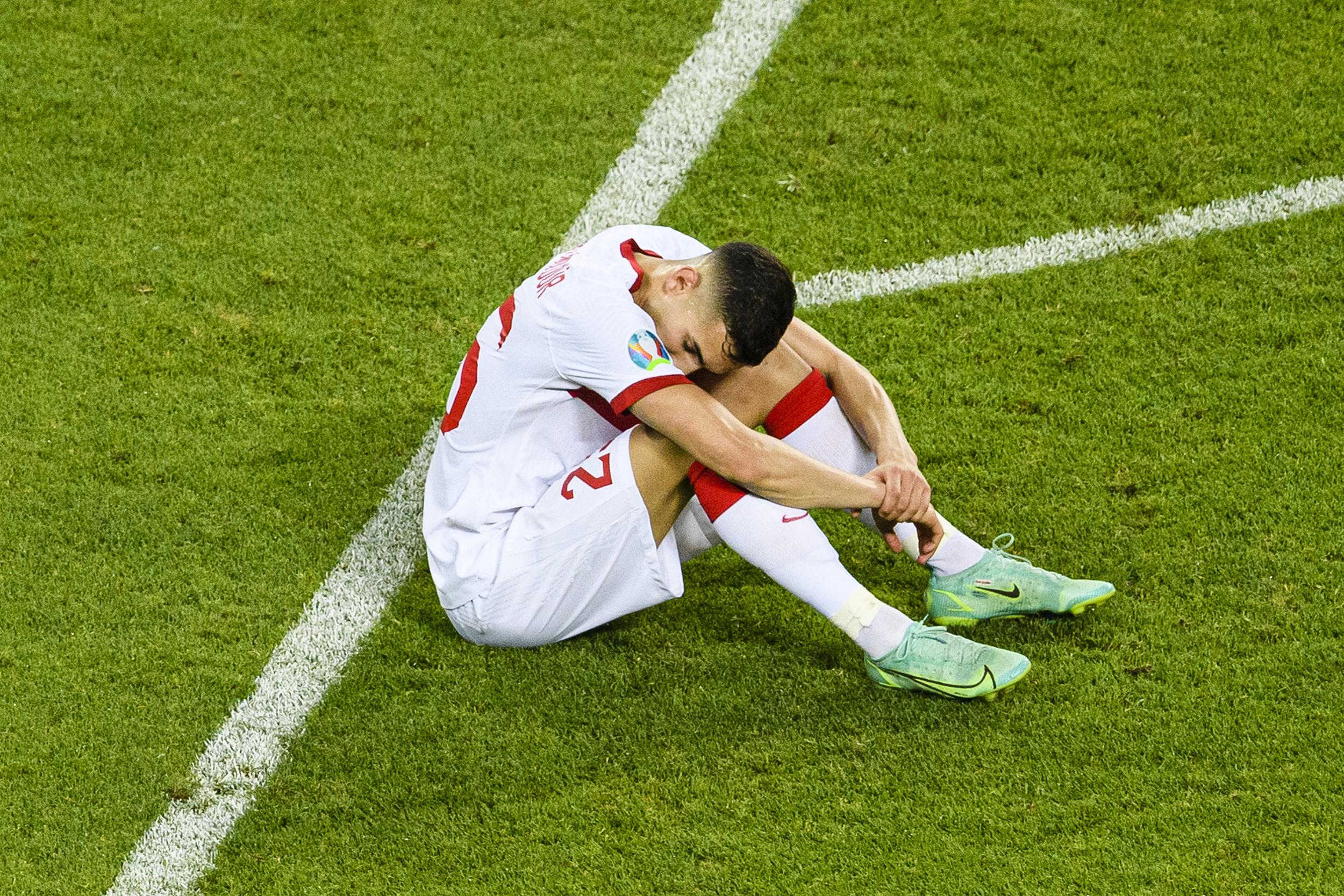 年轻的土耳其队还要多加历练。