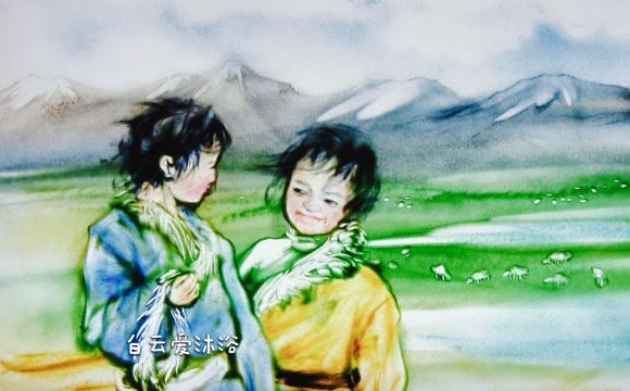 沙画——让中国更美丽