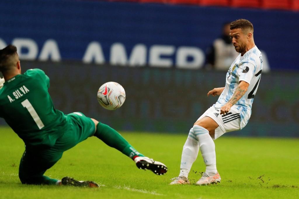 美洲杯-阿根廷1-0巴拉圭 梅西出場紀錄追平歷史第一