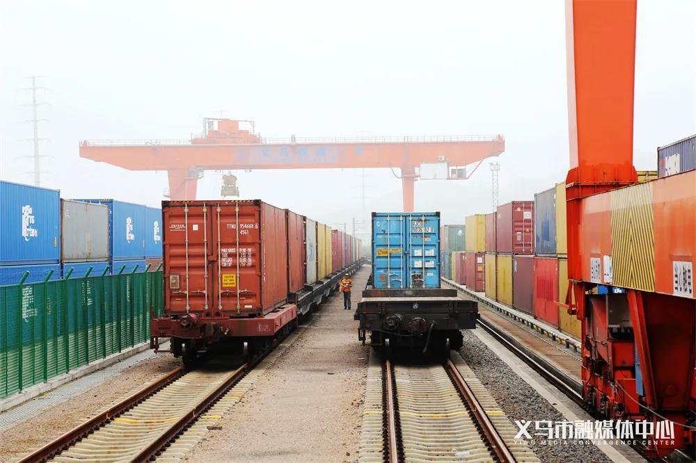 5个月,义乌市外贸进出口总值破千亿!