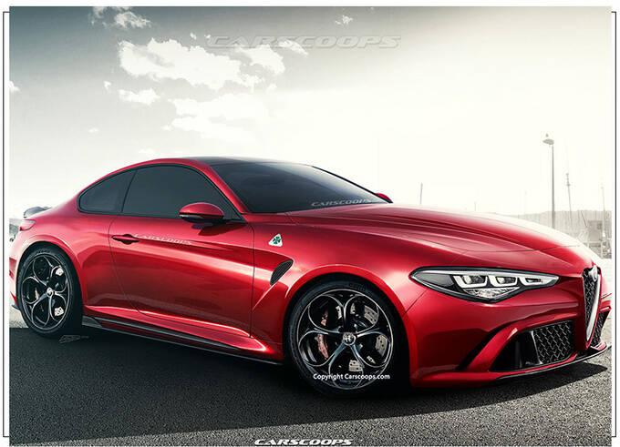 阿尔法•罗密欧将推全新车型有望换搭全新动力-图3