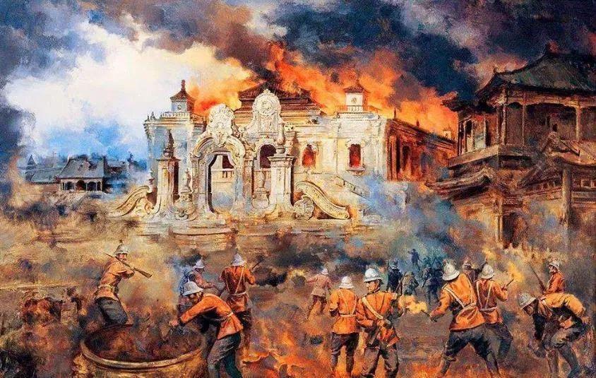 圆明园被毁前有多美?苦等160余年,震撼现世,国人终于看到了