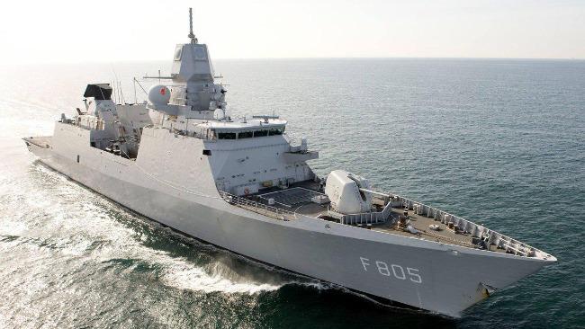 俄外交部:荷兰护卫舰在黑海的危险举动是蓄意挑衅