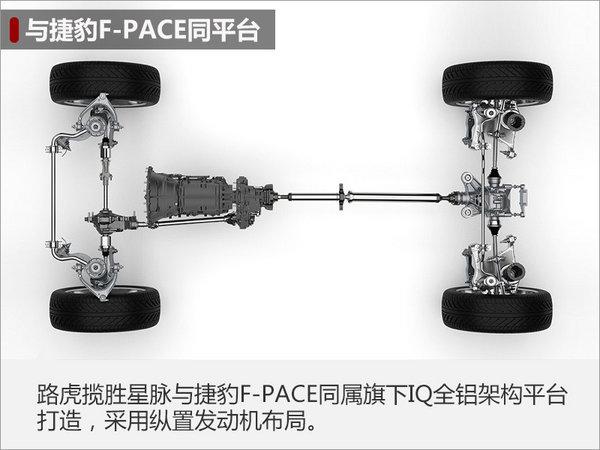 路虎揽胜星脉正式发布 与F-PACE同平台-图2