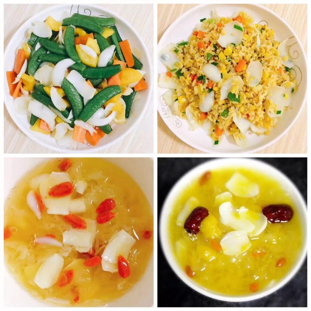 远看像头蒜,生吃鲜脆甜,夏日百合清热润燥,煲汤、炒菜也好吃