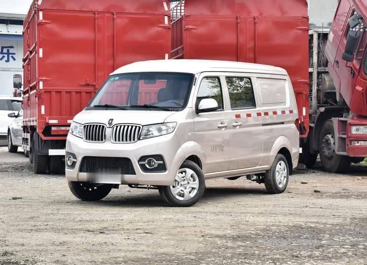 华晨鑫源 小海狮X30 2019款 1.5L 厢货舒适型国VI SWC15M