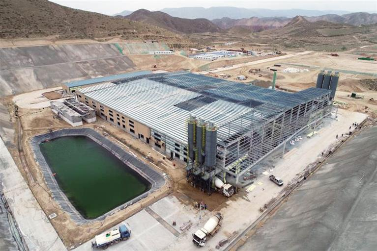 国内最大的工业废弃物资源化利用及无害化处置项目