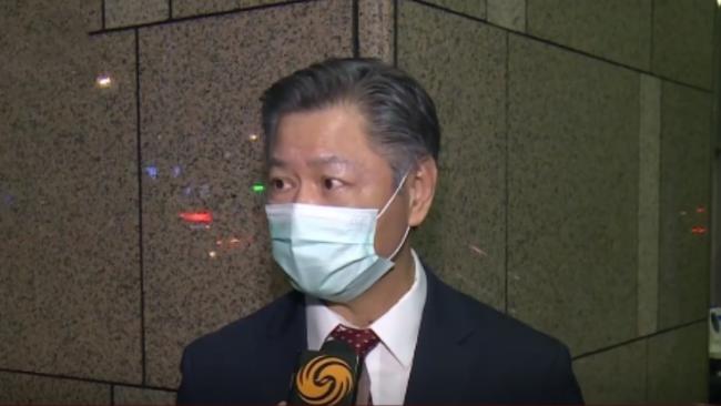 中国共产党建党百年谈台海 台湾学者:展现统一决心