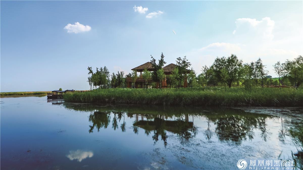 富锦国家湿地公园。曲延林摄