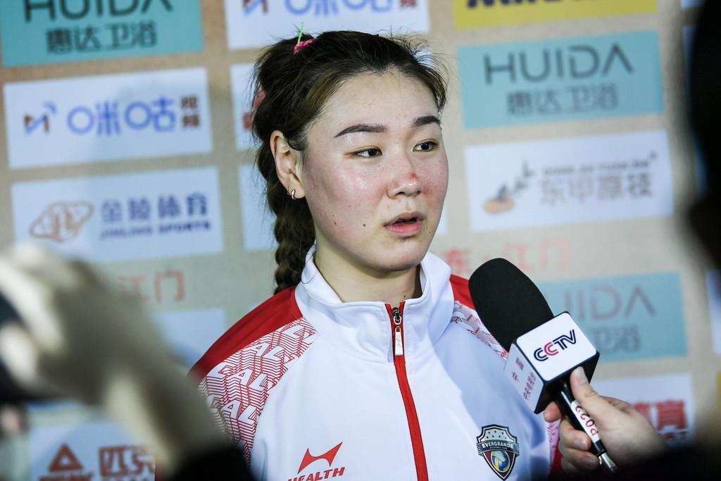 栗垚是本周期中国女排表现最突出的新人