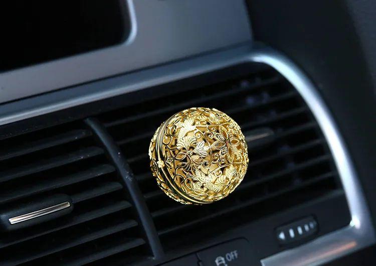 你的车里真好闻,复刻千年国宝的它,随行随香,极雅