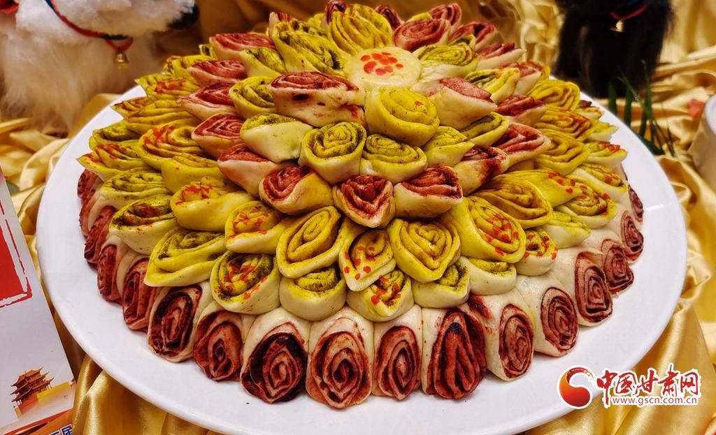 武威大月饼