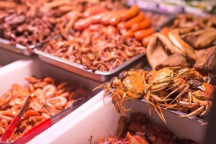△ 卤螃蟹!图by 网络