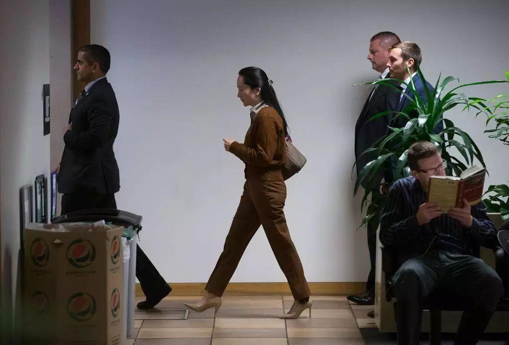 孟晚舟案有力证据被加拿大法院拒绝 华为发声