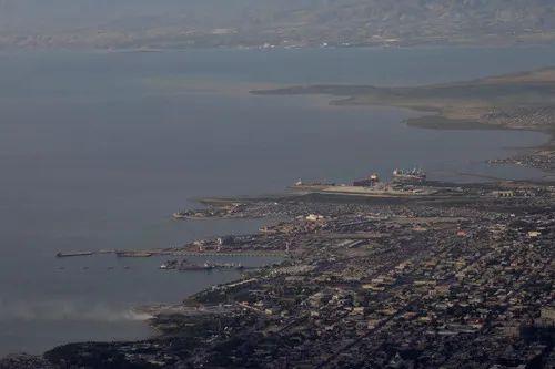 这是2020年10月4日拍摄的海地首都太子港一隅。新华社/路透