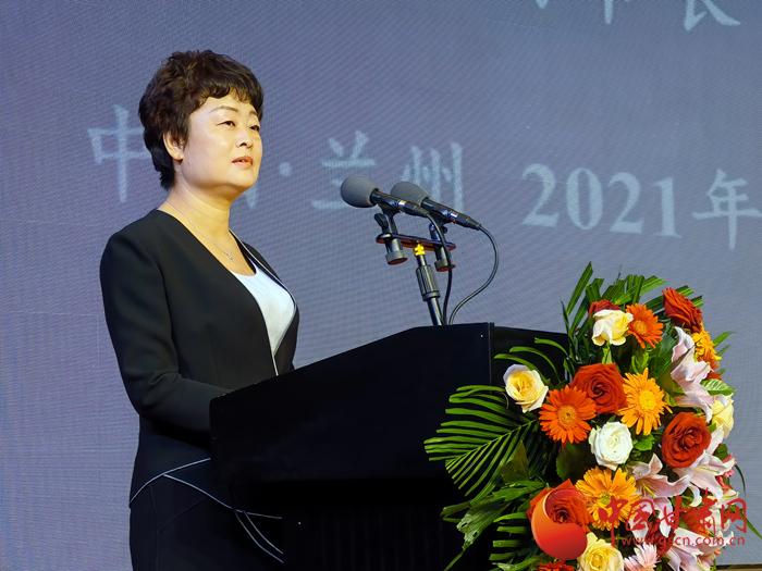 副市长汪小娟推介天水市投资环境暨重点招商引资项目